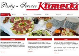 Referenz Party-Service Klimecki, Werne